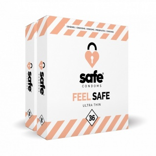 Feel Safe Ultra Thin (72 stuks)