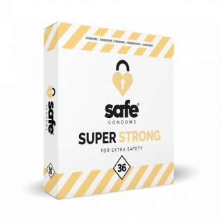 Safe Super Strong Condooms (36 stuks)