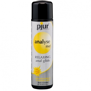 Pjur Analyse Me Relaxing Silicone Glide (100ml)