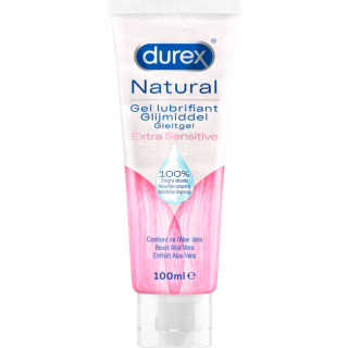 Durex Natural Glijmiddel Extra Sensitive (100ml)
