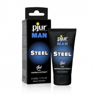 Pjur Man Steel (50ml)