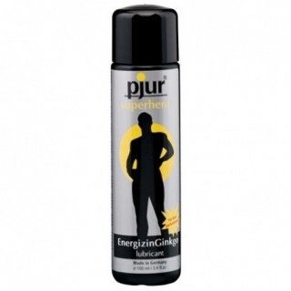 Pjur Superhero - Energizing Ginkgo (100ml)