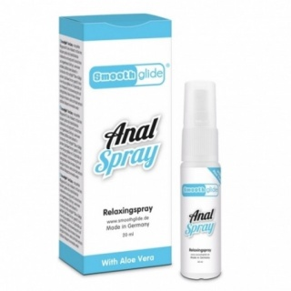 Anal Spray Smooth Glide (20ml)
